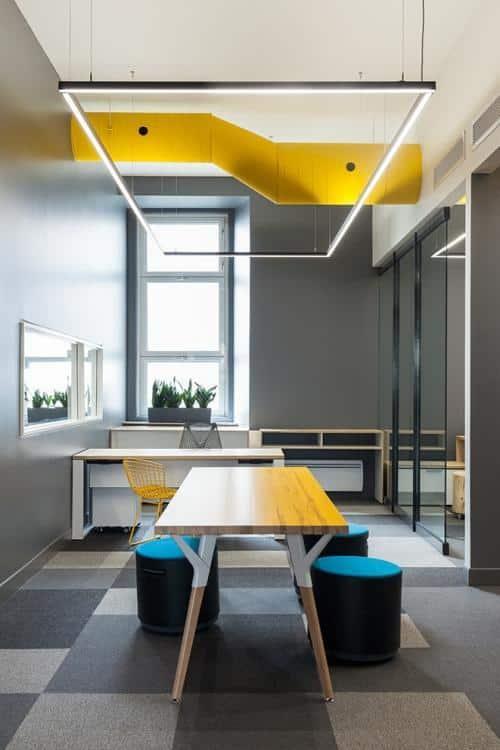Office linear LED