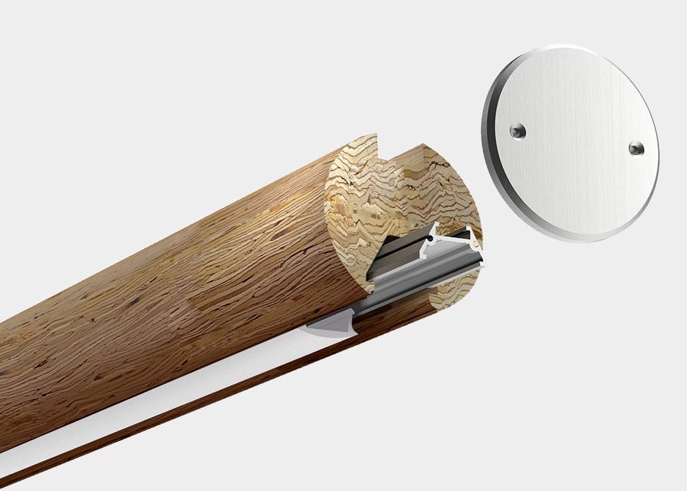Wood series by Lumentruss