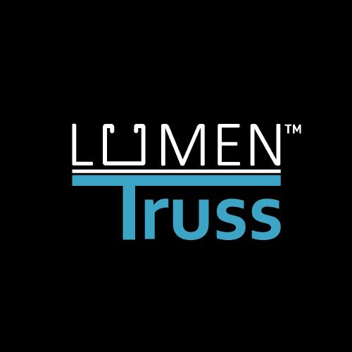 Download Lumentruss Logo Dark Background